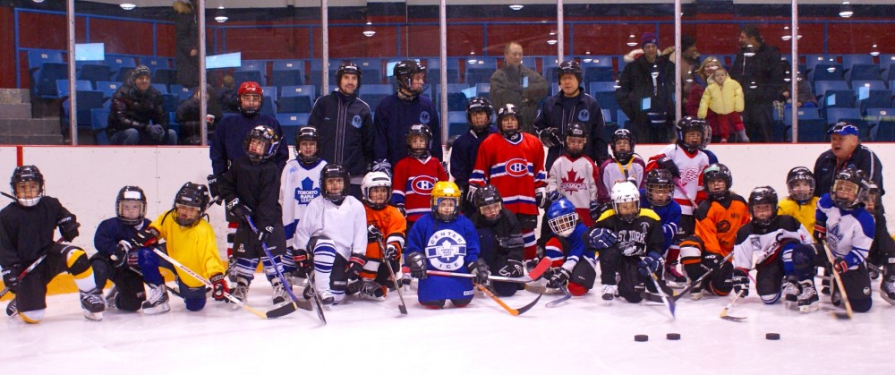 Ted Reeve Skating and Hockey School