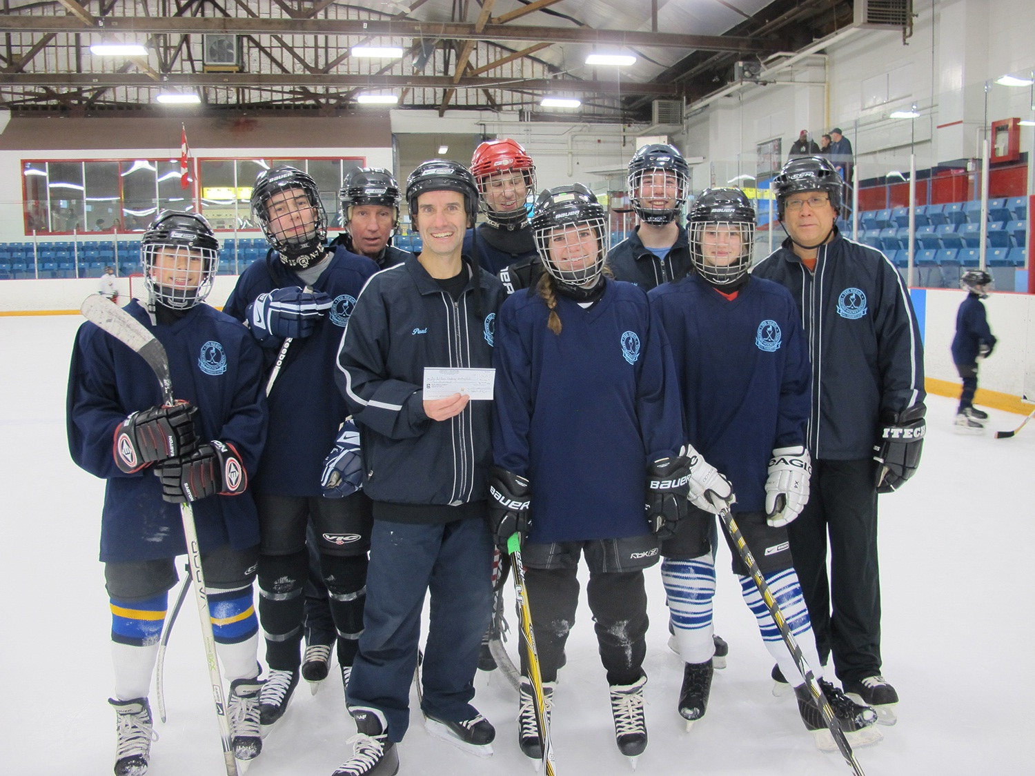Happy Holidays from all of us at Ted Reeve Skating Hockey School!