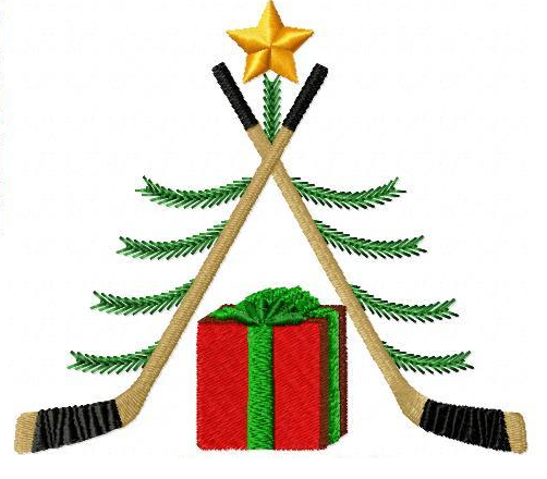 Happy Christmas-season Hockey fans! | Ted Reeve Skating and Hockey ...